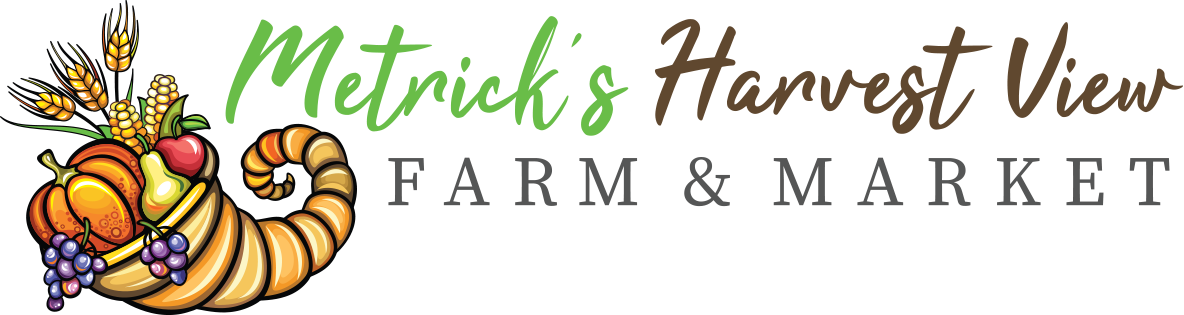 Harvest View Farm and Market Logo